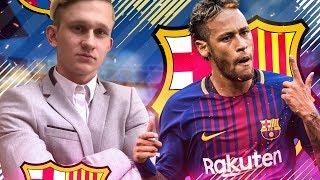 EL CLASICO MOT REAL MADRID - AVGÖR LIGAN?? | FC BARCELONA KARRIÄRLÄGE - FIFA 18 PÅ SVENSKA