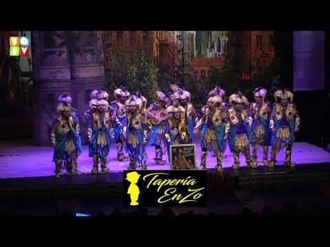 La tribu de Cádiz Comparsa de Algeciras Carnaval 2020
