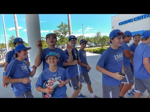 IMG Academy Sports Camp in Florida