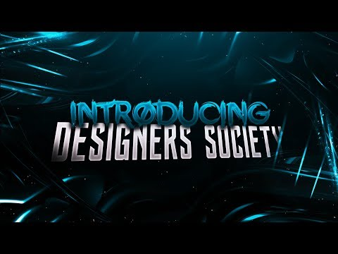 Designers Society | The beginning...