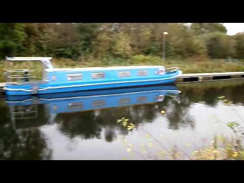 The Auchinstarry Basin, Forth & Clyde Canal, Kilsyth