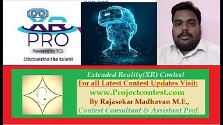 TCS xr pro (2019) I Extended Reality(VR & AR) Contest