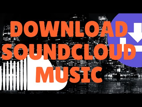 Download SoundCloud Songs/Tracks for FREE! 2015/2016