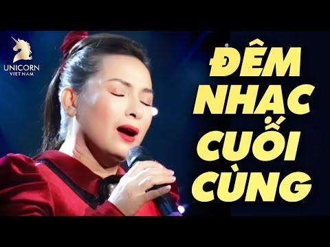 Vĩnh biệt tiếng hát Phi Nhung - Đêm nhạc tình muôn thuở cuối cùng