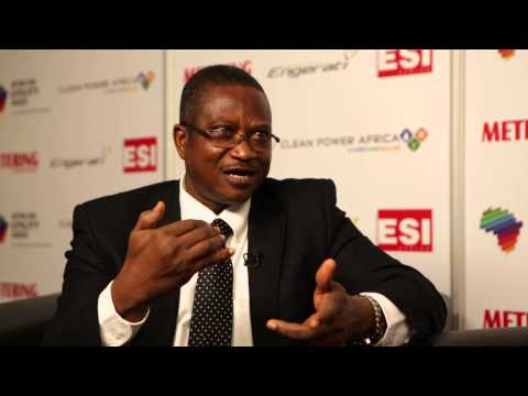 Oladele Amoda, Managing Director/CEO, Eko Electricity Distribution PLC