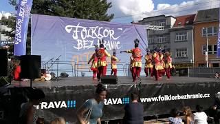 Folklor bez hranic Ostrava 2018 - Shilpagya India