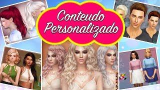 COMO BAIXAR CONTEÚDO PERSONALIZADO PARA O THE SIMS 4