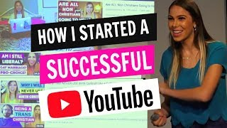 MY LIVE SPEAKING EVENT: Sharing My Faith as a Catholic YouTuber!