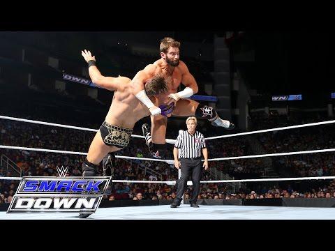 Zack Ryder vs. The Miz - Intercontinental Champion Rematch: SmackDown, April 7, 2016