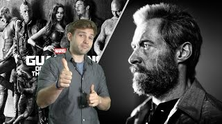 Guardians of the Galaxy 2 and Logan's trailers are awesome! - meltDown