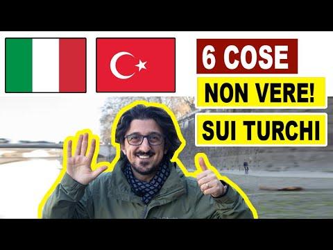 6 Cose Che Non Sono Vere Sui Turchi | (TR Altyazılı)