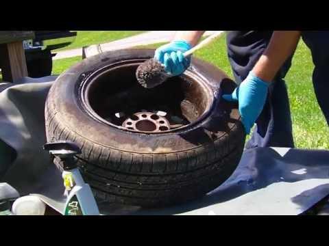 Caked On Brake Dust vs Eagle-1 Mag Wheel Cleaner