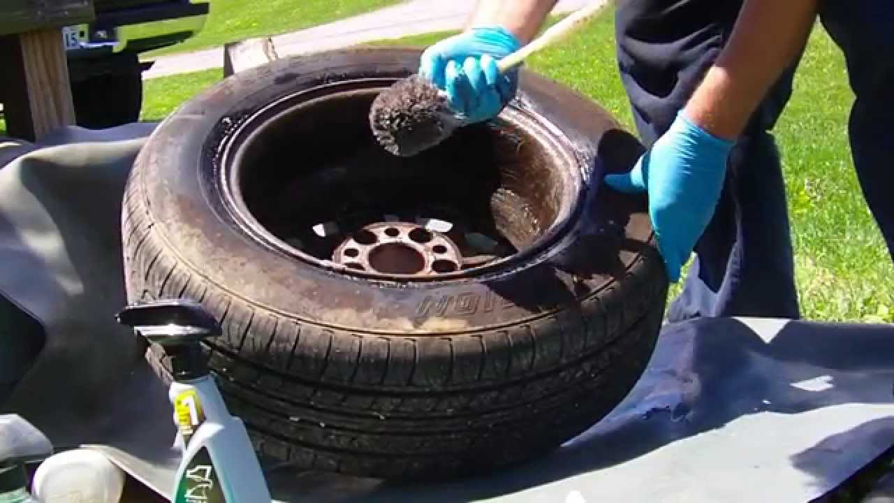 Brake Dust Cleaner >> Caked On Brake Dust vs Eagle-1 Mag Wheel Cleaner - YouTube