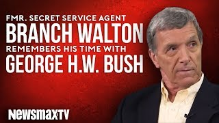 Branch Walton Remembers His Time with George H.W. Bush