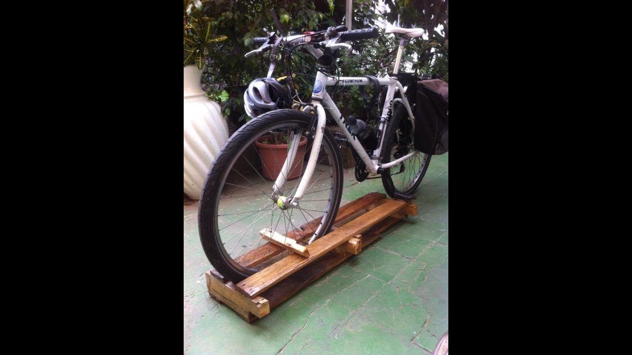 Bici Estacionamiento 100 Reciclado Youtube