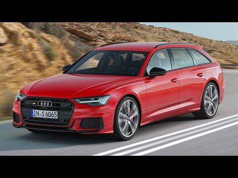 2020 Audi S6 Avant TDI