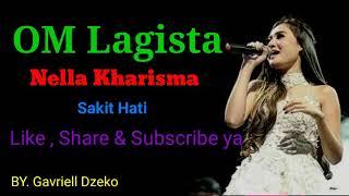 Nella kharisma Sakit Hati T pex om Lagista terbaru full Lirik cover