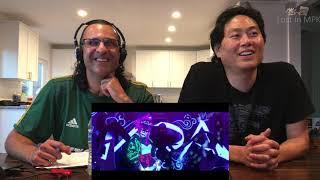 Clueless Guys reacting to MADISON BEER, (G)I-DLE, JAIRA BURNS - K/DA (League of Legends)