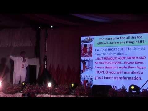 NSC2014 - Inner Transformation - Dato Jega