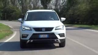 Seat Ateca 1.6 TDI 115 cv Test Drive