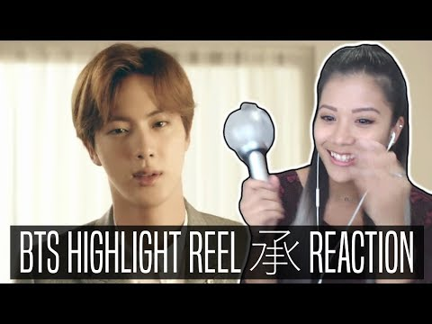 BTS (방탄소년단) Highlight Reel 承 #2 REACTION [LOVE YOURSELF] IT ALL CONNECTS!