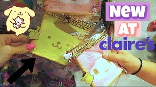 New Licensed Squishies at Claire's | Shopping Mall Vlog