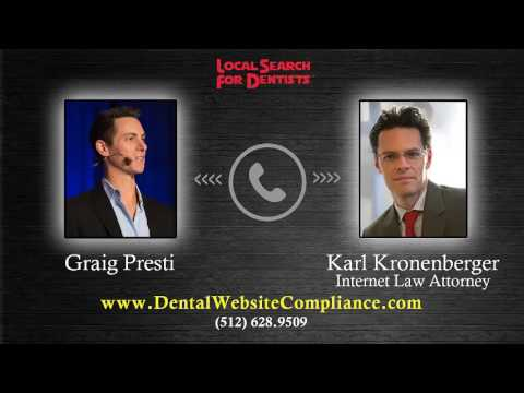 Prominent Internet Law Attorney Recommends Dentists Make Their Websites ADA Compliant