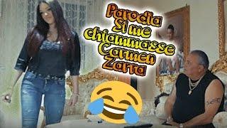 PARODIA ● Carmen Zarra - Si me chiammasse (Ufficiale 2017)