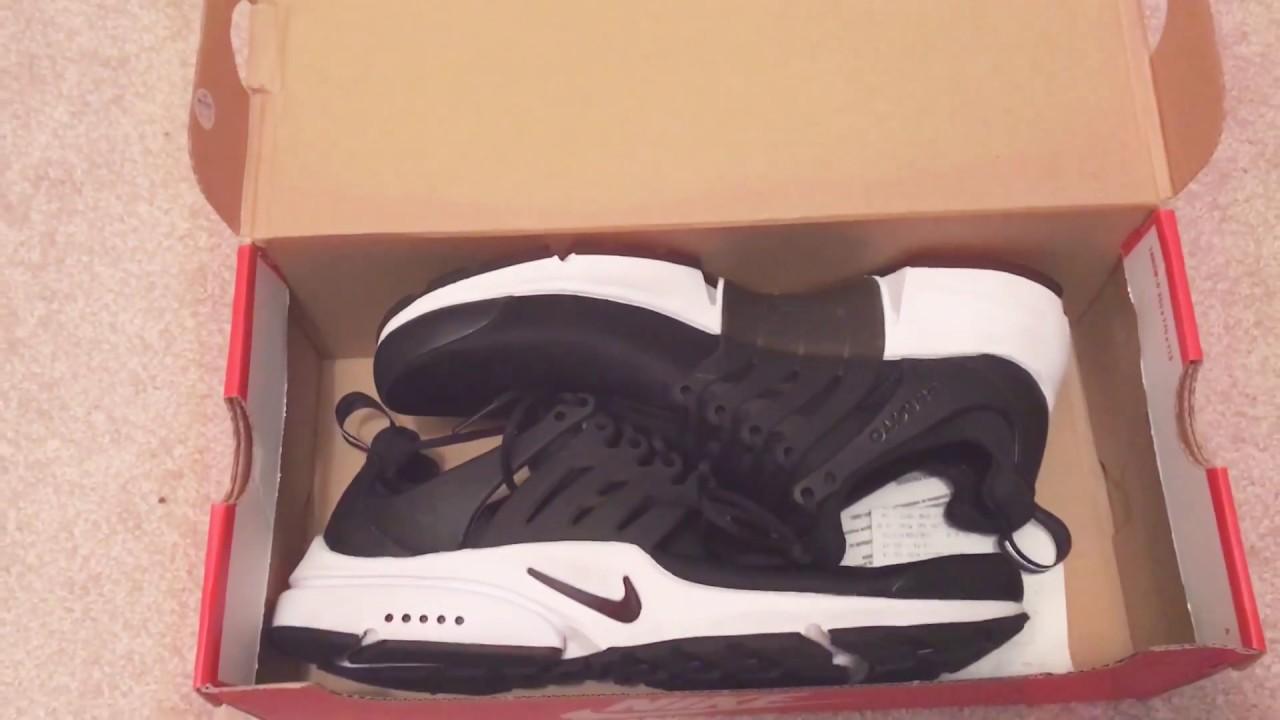 Unboxing Nike air presto essential - YouTube 36c03dd69