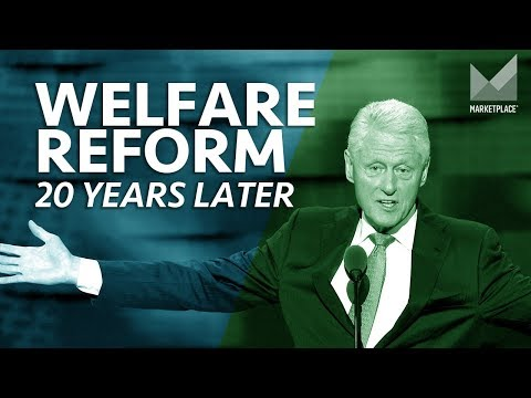 The legacy of welfare reform, 20 years later