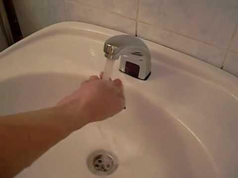 Сенсорная насадка на кран для экономии воды без каких - либо .