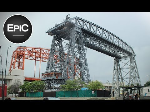Puentes de Buenos Aires / Bridges of Buenos Aires - Argentina (HD)