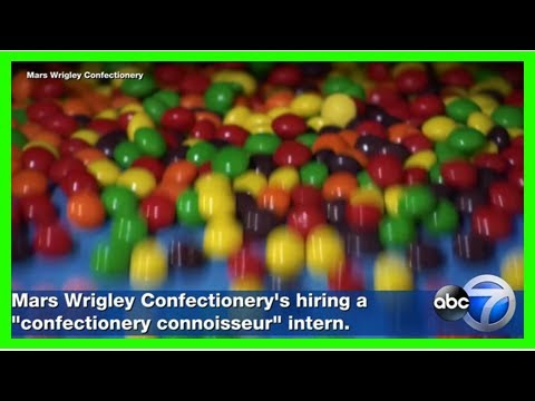 Craig Stevens - Mars candy offering 'World's Sweetest Internship'