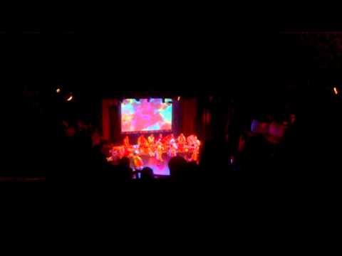 Indian Beatles con Hilda Lizarazu - Across the Universe - Teatro ND Ateneo 27-02-16