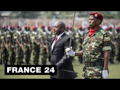 Burundi : Nkurunziza a prêté serment devant le Parlement