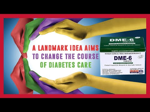 DME 6 Tablet | Ayurvedic medicine for diabetes | #Diabetes control |