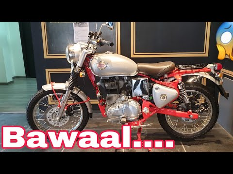 Lo aa gya new model | royal enfield trails | ncr motorcycles |