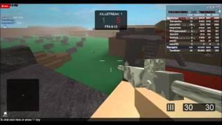 Campo de batalla de Roblox: PTIG AAC
