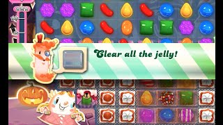 Candy Crush Saga Level 713 walkthrough (no boosters)