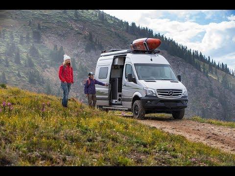 2018 Winnebago Revel 4x4 Class B Diesel Camper Van