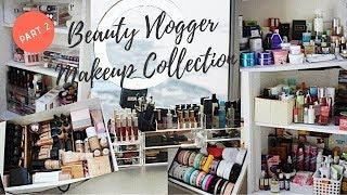 KOLEKSI MAKEUP BEAUTY VLOGGER?! | Makeup Collection Room Tour Part 2 | BAHASA INDONESIA