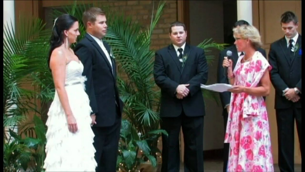 Anatomy Of A Wedding Ceremony Readings
