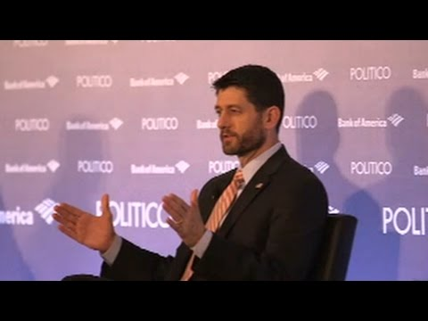 Politico Breakfast with Speaker Paul Ryan