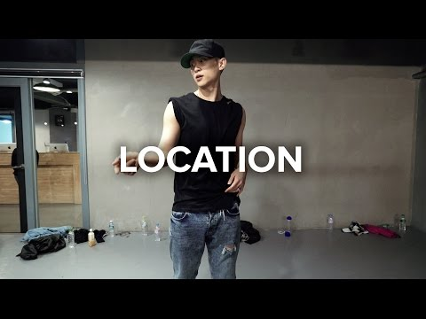Location - Khalid / Eunho Kim Choreography