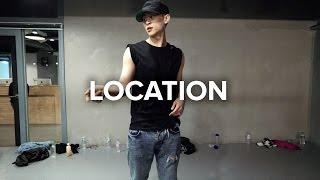 Location - Khalid / Eunho Kim Choreography