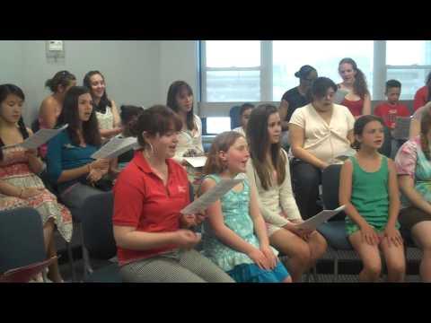 Boston Children's Chorus and Neighborhood House Charter School Collaboration!