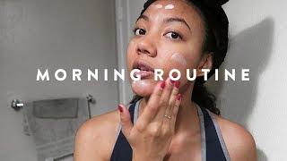 REALISTIC MORNING ROUTINE VLOG | Asia Jackson