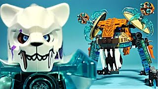 LEGO Chima 70143 Sir Fangar's Saber Tooth Walker thumbnail