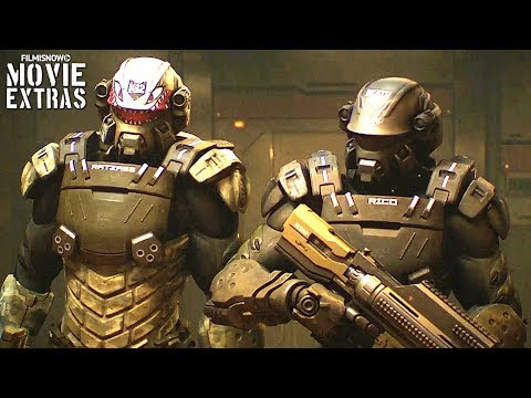 Starship Troopers: Traitor of Mars 'A Look Inside' Extended Featurette (2017) streaming vf
