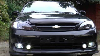 Full led tuning  Chevrolet Lacetti hatchback